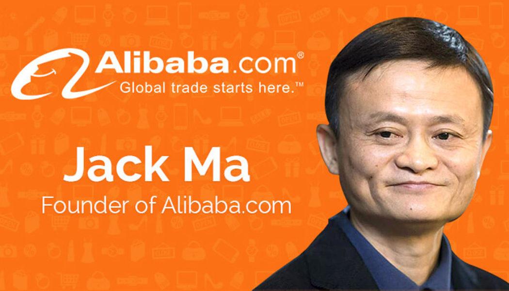 Jack Ma, az Alibaba.com alapítója